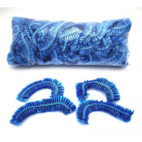 Acoperitori pantofi / Botoși  din polietilena albastru