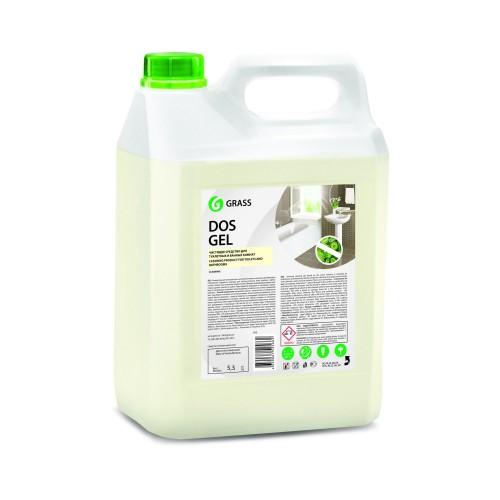 Detergent inalbitor si dezinfectant DOS GEL 5,3 L