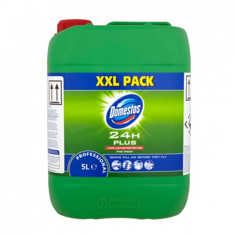 Detergent dezinfectant Domestos Professional Pine Fresh XXL Pack 5 litri