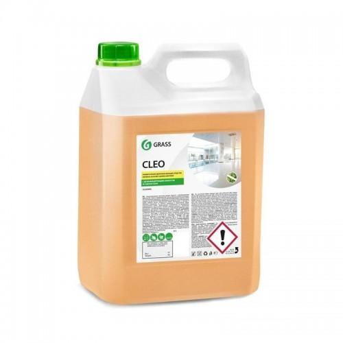 Detergent Universal sanitizant Cleo, Grass, 5.2Kg