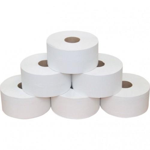 Hârtie igienică,două straturi Mini jumbo,12 role