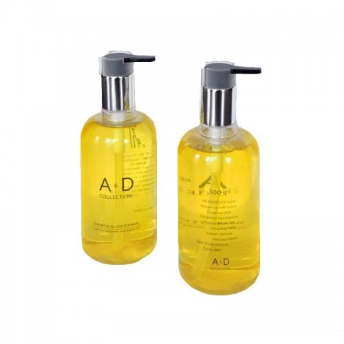 Șampon și balsam 300 ml (A & D)