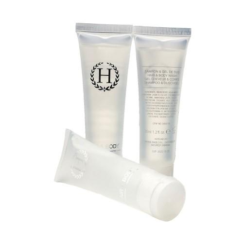 Șampon și gel de duș 35 ml