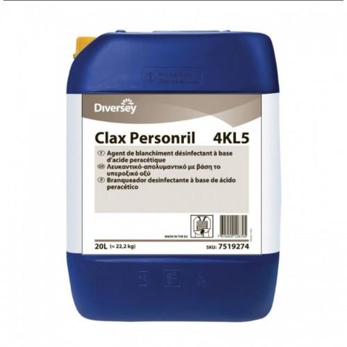 Inalbitor Dezinfectant Lichid Pe Baza De Acid Peracetic Clax Personril 20L