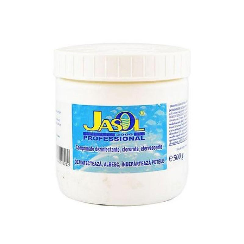 Comprimate Dezinfectante / Cloramina Jasol 500g