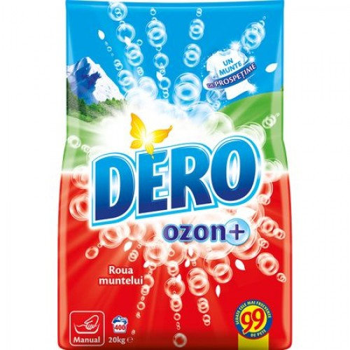 Dero Manual Ozon 20kg