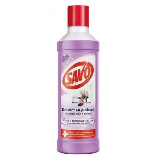 Dezinfectant Pardoseala 1L Savo