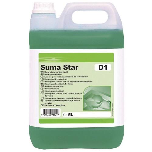 Detergent concentrat vase Suma Star D1 5L