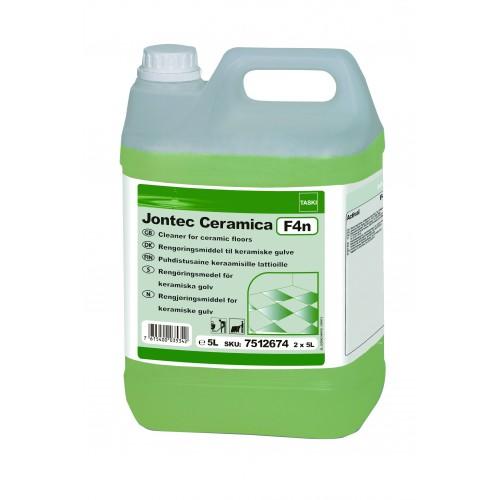 Detergent concentrat pardoseli ceramice Taski Jontec Ceramica 5L