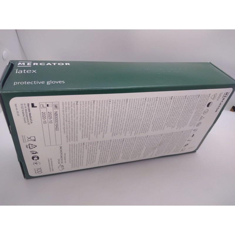 Manusi Latex 100buc/cutie XL
