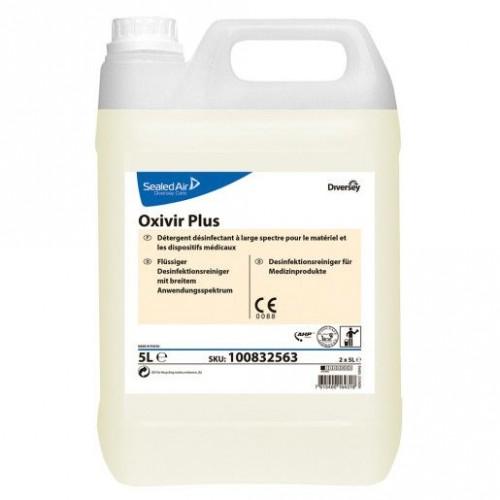 Dezinfectant pentru suprafete Oxivir Plus 5L